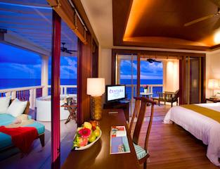 Centara Grand Beach Resort Phuket's stunning Premium Spa Deluxe rooms offer uninterrupted sea views