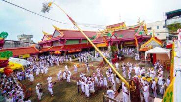 Phuket Vegetarian Festival gets underway